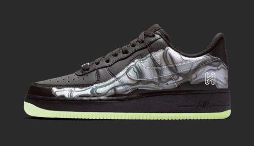 """【Nike】Air Force 1 Low '07 """"Skeleton Black""""が10月25日に発売予定"""