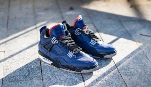 【Nike】Air Jordan 4 Retro WNTR