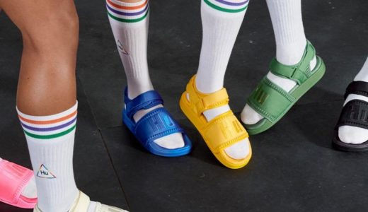 【adidas × Pharrell Williams】最新サンダル ADILETTE 2.0 PRDが国内9月13日に発売予定