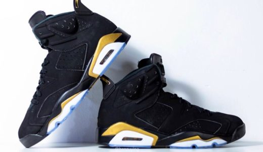 "【Nike】Air Jordan 6 Retro ""Defining Moments""(DMP)が2020年1月25日に復刻発売予定"