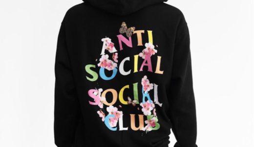 【Anti Social Social Club】2019A/Wコレクションが10月5日に発売予定