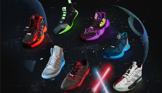 【Star Wars × adidas】LIGHTSABER PACKが国内11月1日より発売予定