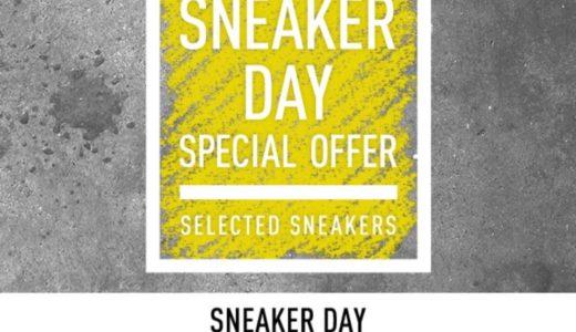 【Reebok】人気スニーカーが期間限定特別価格!「SNEAKER DAY」が開催中