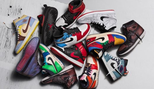 "【Nike】Air Jordan 1 ""Fearless Ones"" Collectionが登場【まとめ】"