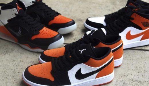 【Nike】Air Jordan 1 Low/Mid & MARS 270