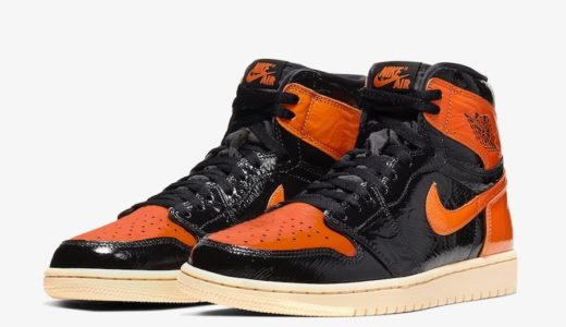 "【Nike】国内10月26日発売予定 AIR JORDAN 1 RETRO HIGH OG ""Shattered Backboard 3.0"""