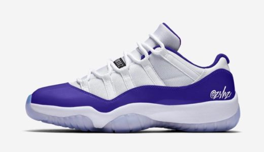 【Nike】WMNS Air Jordan 11 Retro Low