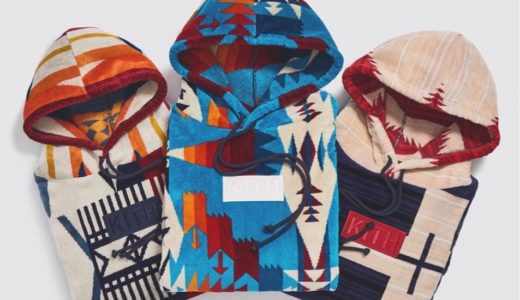 【KITH × PENDLETON】MONDAY PROGRAM 10月21日に発売予定
