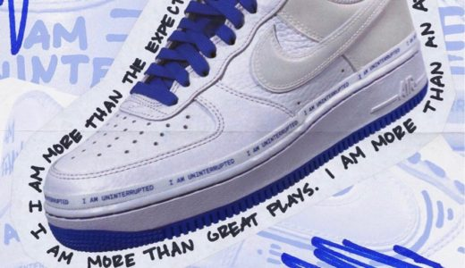 【UNINTERRUPTED × Nike】Air Force 1 Low