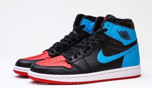 "【Nike】Air Jordan 1 Retro High OG ""UNC to Chicago""が2020年2月14日に発売予定か"