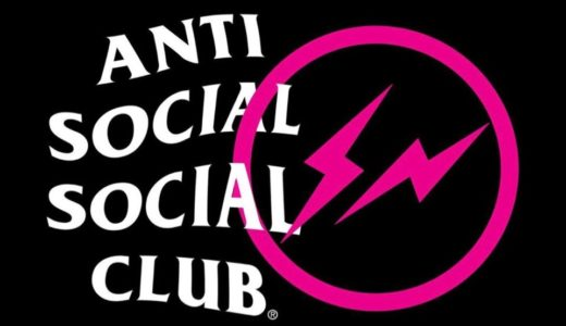 【Anti Social Social Club × FRAGMENT】最新コラボアイテムが10月19日に発売予定