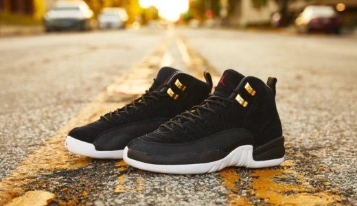 """【Nike】Air Jordan 12 Retro """"Reverse Taxi"""" が国内11月7日に発売予定"""