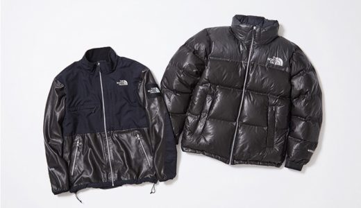 【The North Face】GTX Nuptse Jacket & GTX Denali Jacketが10月25日に発売予定