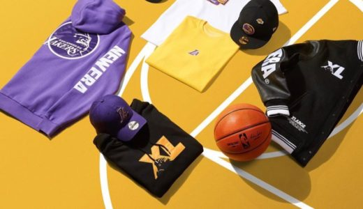 "【XLARGE × New Era® × NBA】""Lakers & Clippers""が11月15日/11月16日に発売予定"