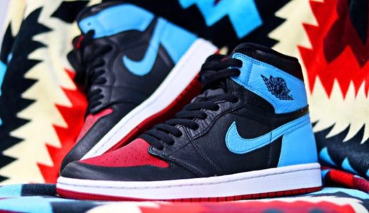 "【Nike】Wmns Air Jordan 1 Retro High OG ""UNC to Chicago""が国内2月14日に発売予定"