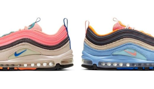 "【Nike】名作モデルを彷彿とさせるAir Max 97 ""Corduroy"" 全2カラーが12月1日に発売予定"
