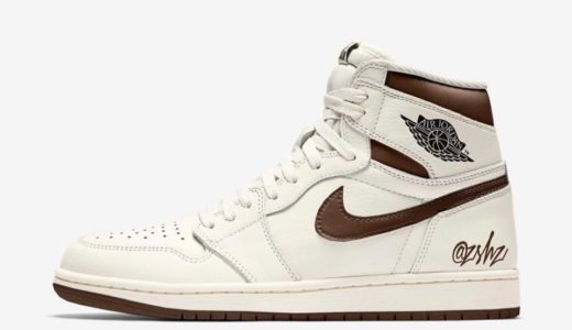 "【Nike】Air Jordan 1 Retro High OG ""Sail/Dark Mocha""が2020年に発売予定"