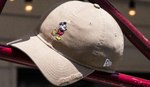 【New Era®︎ × Disney】ミッキーマウス90周年を祝したコラボキャップが発売