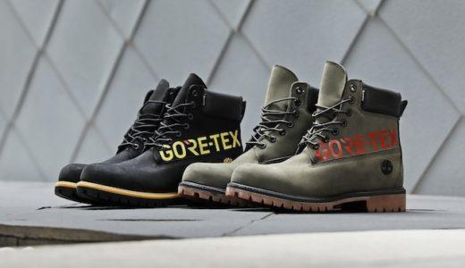 【Timberland】6inch Premium Boots GORE-TEXが11月22日に発売予定