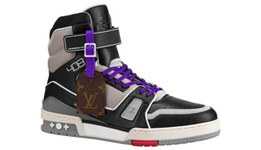 【Louis Vuitton】LV 408 Trainer Hi
