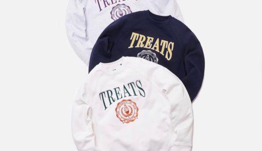 【Kith Treats】Treats Collegiateが国内11月24日に発売予定