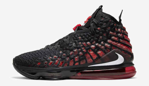 "【Nike】LeBron 17 ""Infrared""が国内1月8日に発売予定"