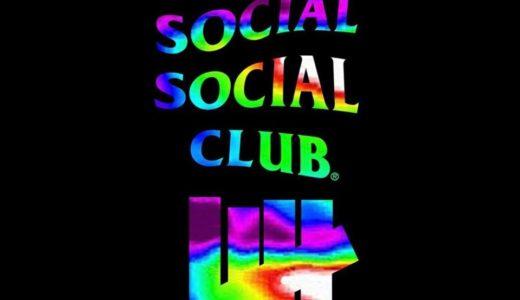 【Anti Social Social Club × UNDEFEATED】2019FW最新コラボコレクションが12月21日に発売予定