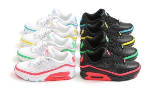 【Nike × UNDEFEATED】Air Max 90 Collectionが国内12月27日/12月30日に発売予定
