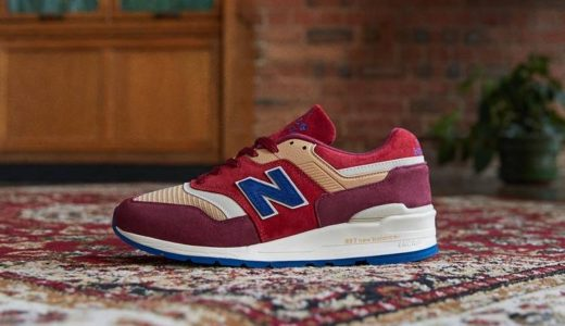 "【END. × New Balance】997END ""Persian Rug""が12月14日に発売予定"