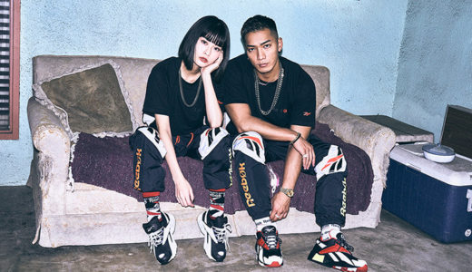 【Reebok CLASSIC × NOIR】コラボコレクション第2弾が12月14日に発売予定