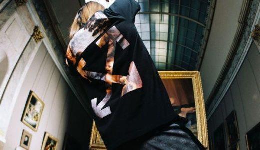 【Off-White™ × ルーヴル美術館】最新カプセルコレクションの発売が開始