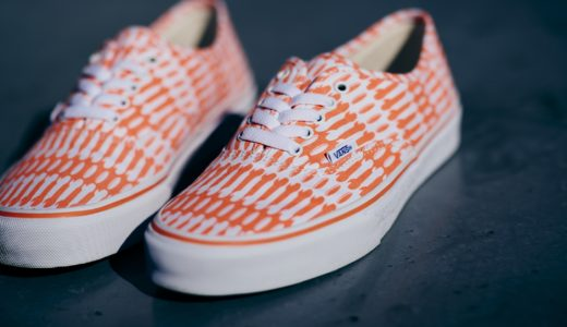 "【VANS】Billy's限定!AUTHENTIC ""FLYING DISC""が1月1日に発売予定"