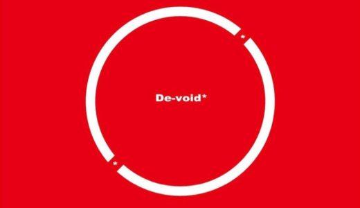 【VERDY × De-void*】年内最後のPOP-UPが東京/大阪で12月24日/12月26日に開催予定