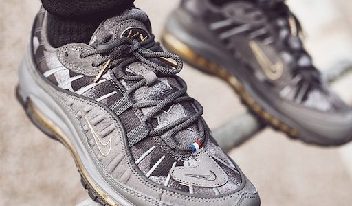 【Kylian Mbappé × Nike】Air Max 98