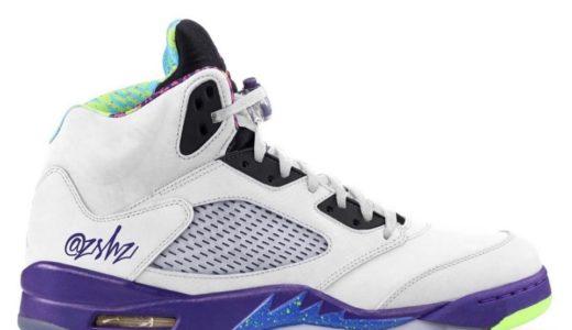 """【Nike】Air Jordan 5 Retro """"Alternate Bel-Air""""が2020年8月に復刻発売予定"""