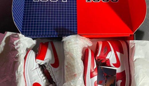 "【Nike】1984 Air Ship / 1985 Air Jordan 1 High ""New Beginnings"" Packが2020年2月に"