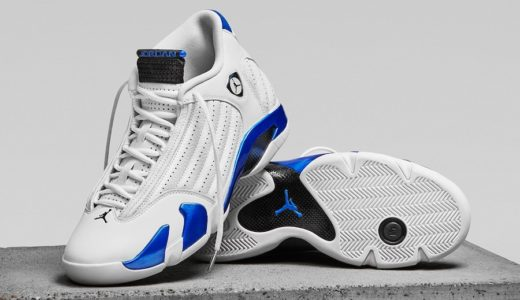 "【Nike】Air Jordan 14 Retro ""Hyper Royal""が2020年9月9日に発売予定"