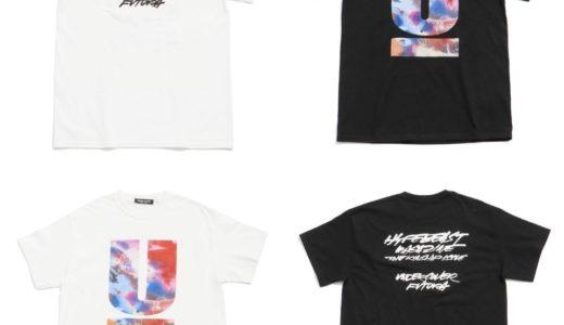 【UNDERCOVER × FUTURA】限定コラボTシャツが12月20日に発売予定