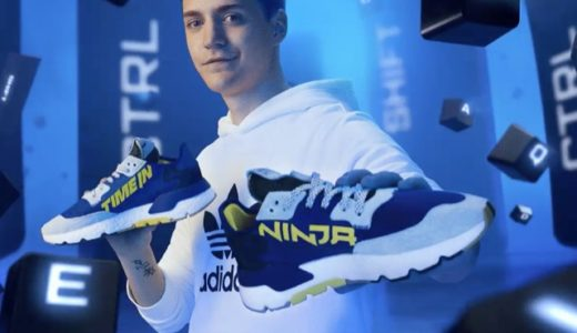 "【Ninja × adidas】Nite Jogger ""Time in""が12月31日に発売予定"