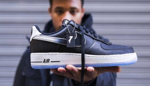 【Nike × Colin Kaepernick】Air Force 1 07 CK QSが国内12月24日に発売予定