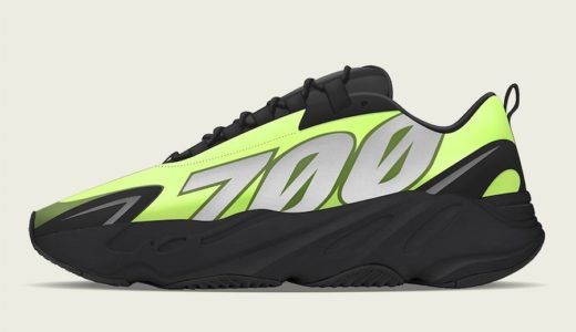 "【adidas】YEEZY BOOST 700 MNVN ""PHOSPHOR""が2020年春に発売予定"