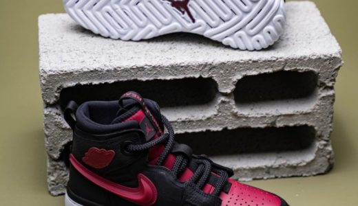 "【Nike】Air Jordan 1 High React ""Noble Red""が2020年に発売予定"
