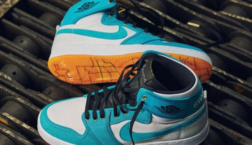 【SocialWorks × Nike】Air Jordan 1 KOが2月15日に発売予定