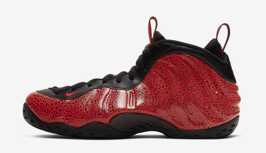 "【Nike】Air Foamposite One ""Lava""が1月19日に発売予定"
