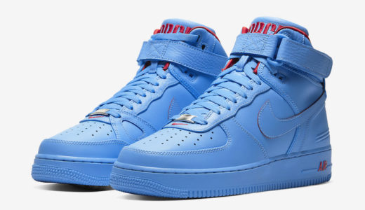 "【Just Don × Nike】Air Force 1 High ""Chicago""が2月15日に発売予定"