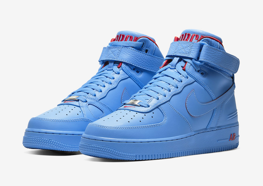 Just Don × Nike】Air Force 1 High