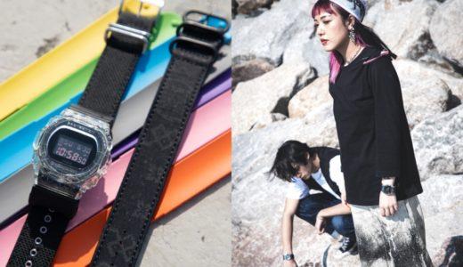 【CLOT × Casio】新作コラボウォッチG-SHOCK DW-5750が1月9日に発売予定