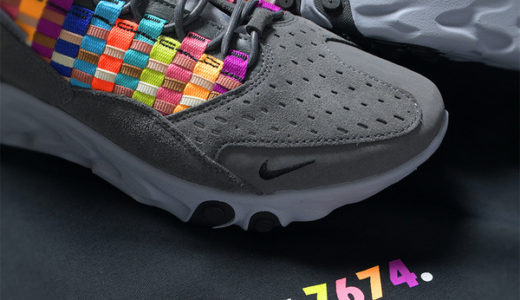 【Nike for SOPH.】React Sertu THE10THが国内1月11日に発売予定。謎の数字「6453+7674.」の意味も解説