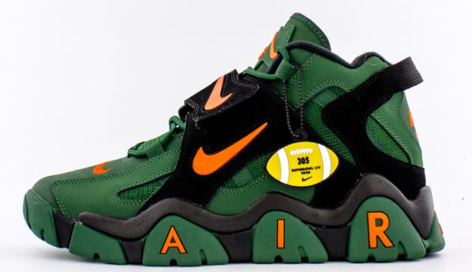 "【Nike】Air Barrage Mid ""Super Bowl LIV""が1月29日に発売予定"