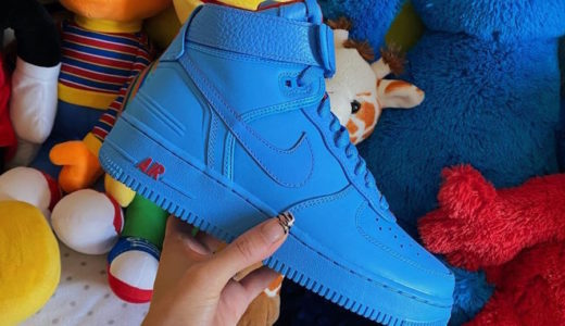 """【Don C × Nike】Air Force 1 High Just Don """"Chicago""""が2月15日に発売予定"""